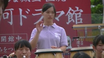 YouTube年齢制限こちらで削除した【浜松北高等学校】 巨乳 女子高生 「吹奏楽 演歌メドレー」 不謹慎ですが 大きそうです  (7)