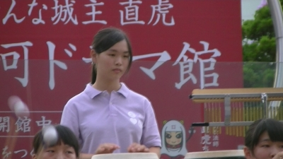 YouTube年齢制限こちらで削除した【浜松北高等学校】 巨乳 女子高生 「吹奏楽 演歌メドレー」 不謹慎ですが 大きそうです  (8)