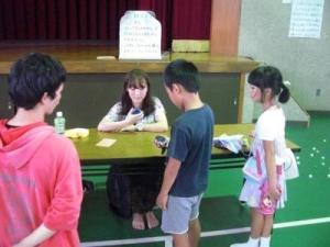 移動児童館(米野小)07