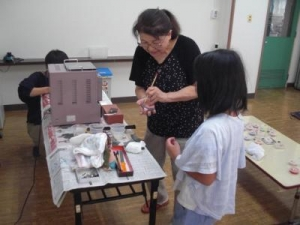 七宝焼教室03