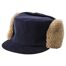 みみあて帽子