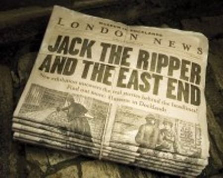 london the ripper