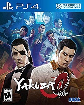 Yakuza 0 (輸入版北米)