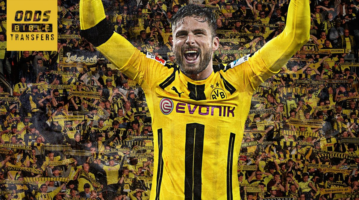 Borussia Dortmund are ready to make a move for Olivier Giroud
