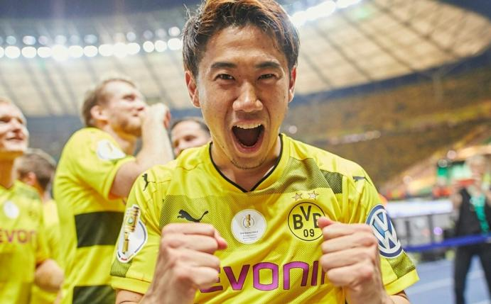 Dortmund verlängert mit Kagawa bis 2020