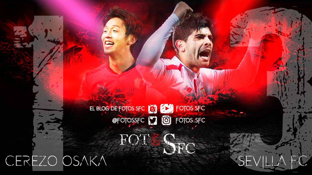 El Sevilla vence 1-3 al Cerezo Osaka con goles de Ben Yedder (2) y Muriel