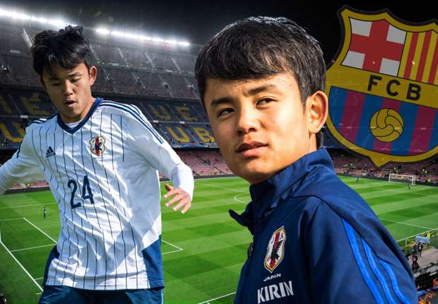 FC Barcelona is in pole position to snatch Take Kubo, but Real Madrid and Manchester City follow him also