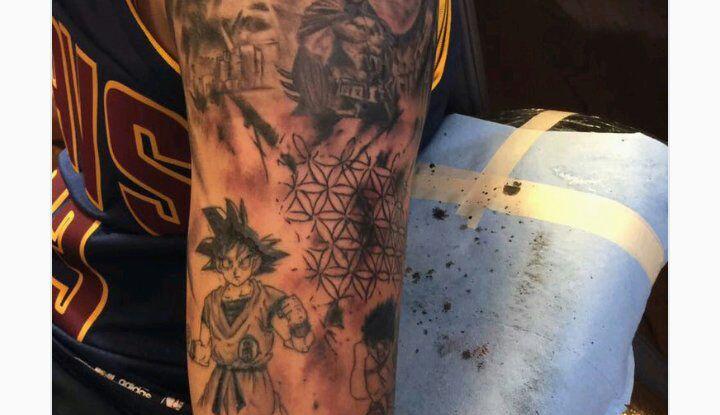Tatuajes-Gignac-son goku