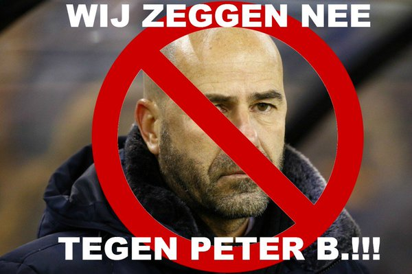we say no to bosz
