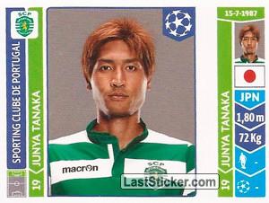 Junya Tanaka Sporting CP