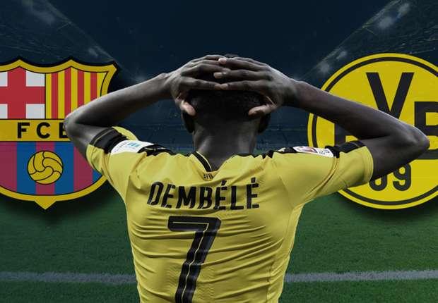 Es wird ernst beim FC Barcelona und Ousmane Dembele