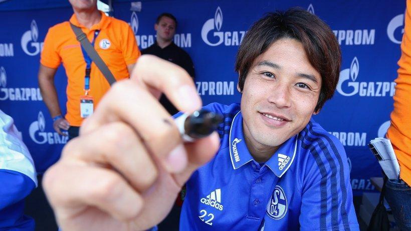 Schalke Atsuto Uchida drängt offenbar auf Schalke-Abschied