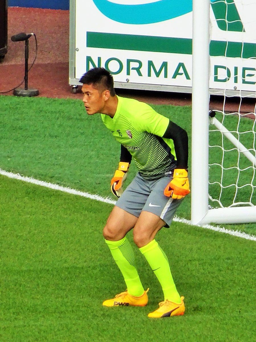 Eiji #Kawashima élu homme du match @SMCaen - @FCMetz sur le site du @lerepu