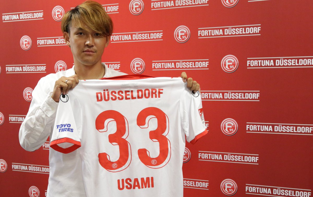 Takashi Usami signs on one-year loan deal from FC Augsburg