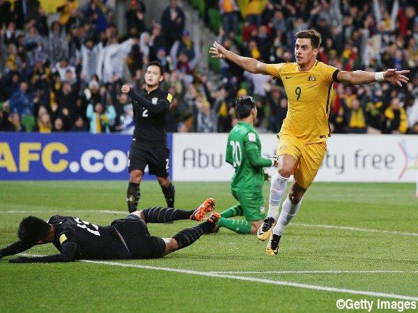 Australia 2-1 Thailand [World Cup Qualifying - AFC 2017