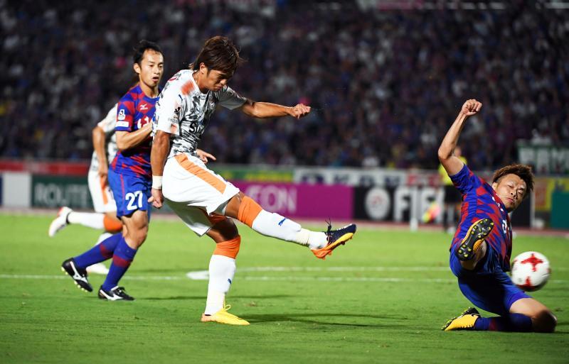 kitagawa-goal (Shimizu S-Pulse [1] - 0 Ventforet Kofu)