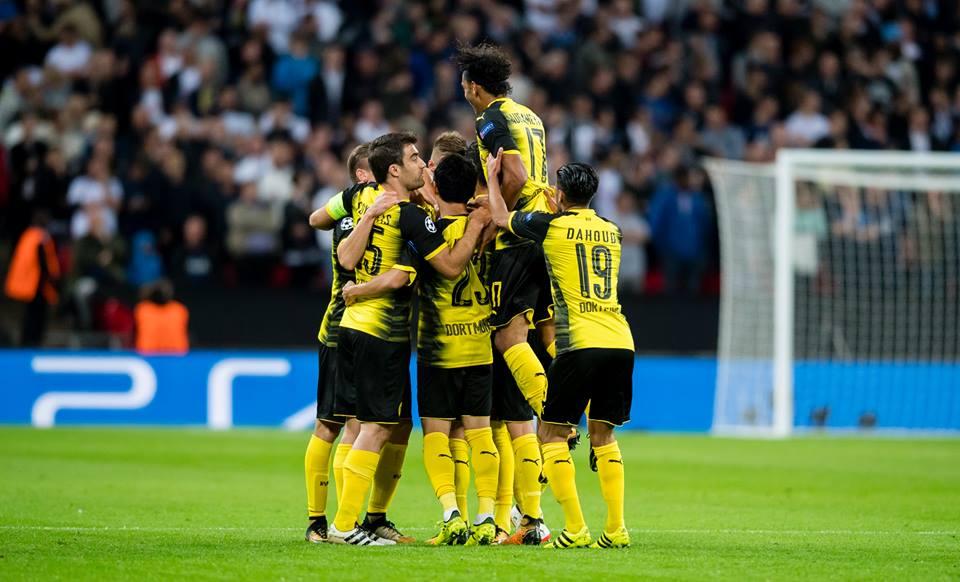 Tottenham 3-1 Borussia Dortmund September continues to bear fruit for Harry Kane as striker