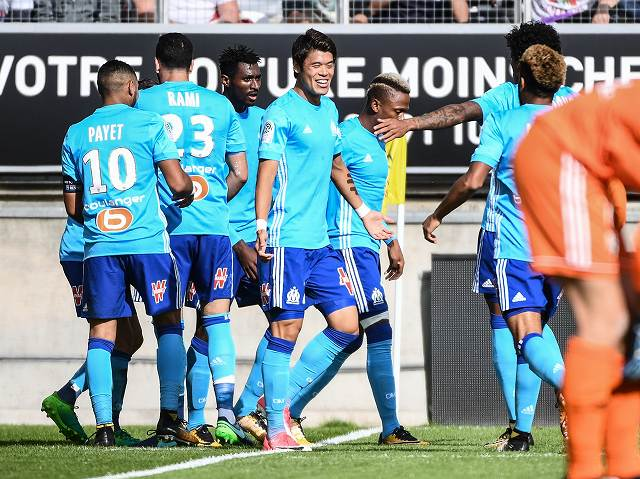 Hiroki Sakais cross led to a goal assist Amiens