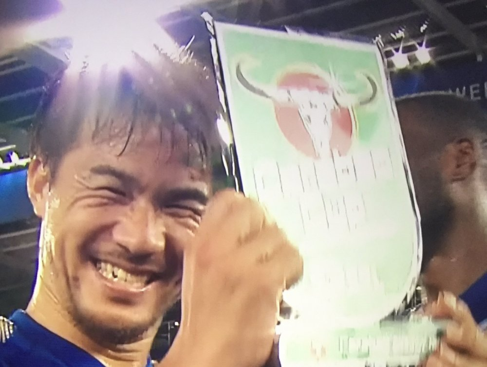 Okazaki Pleased To Make An Impact interview