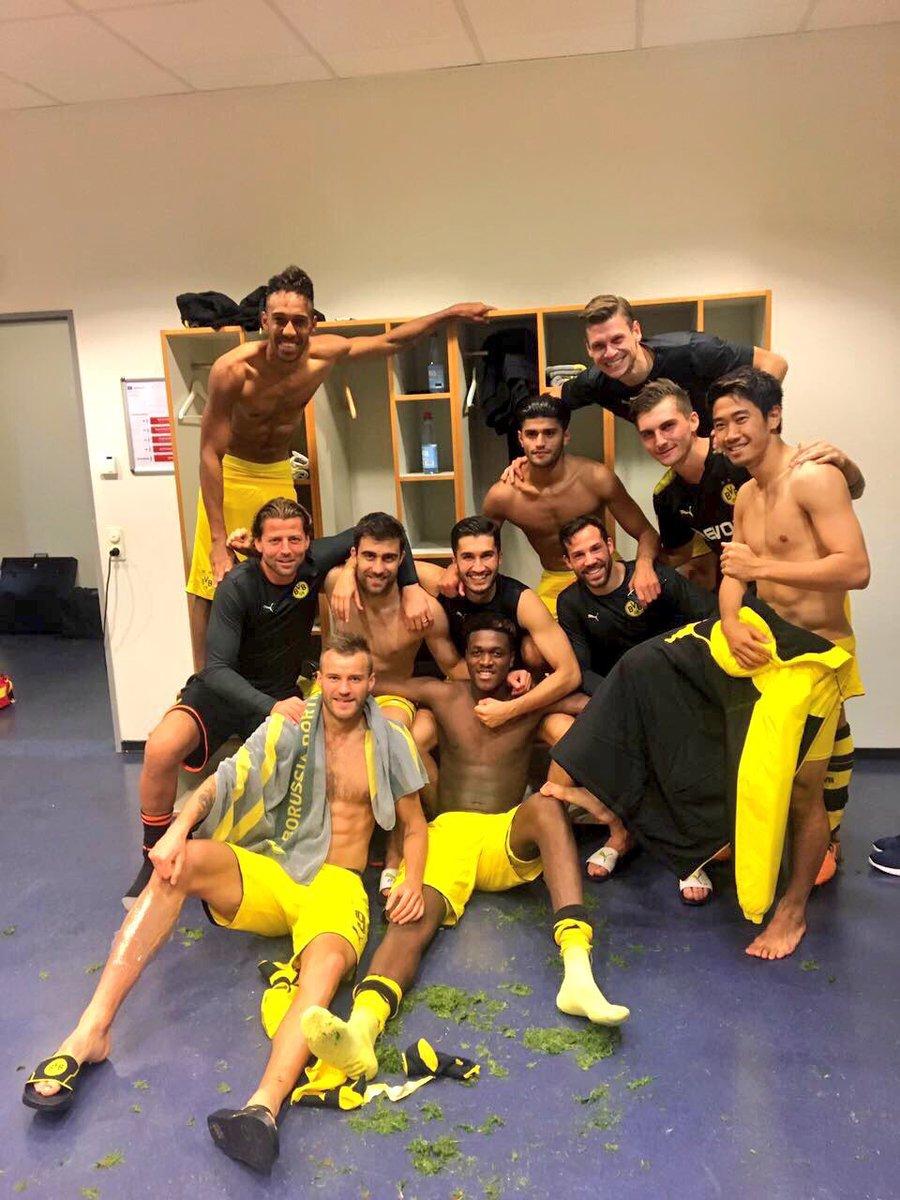 HSV 0-3 BVB Shinji Kagawa goal 2017