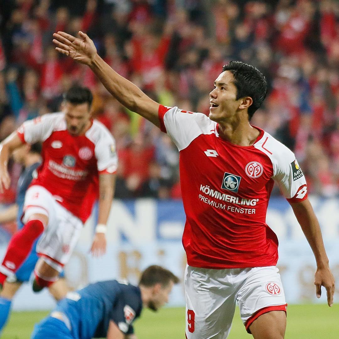 muto goal against Hoffenheim 2017 2_3