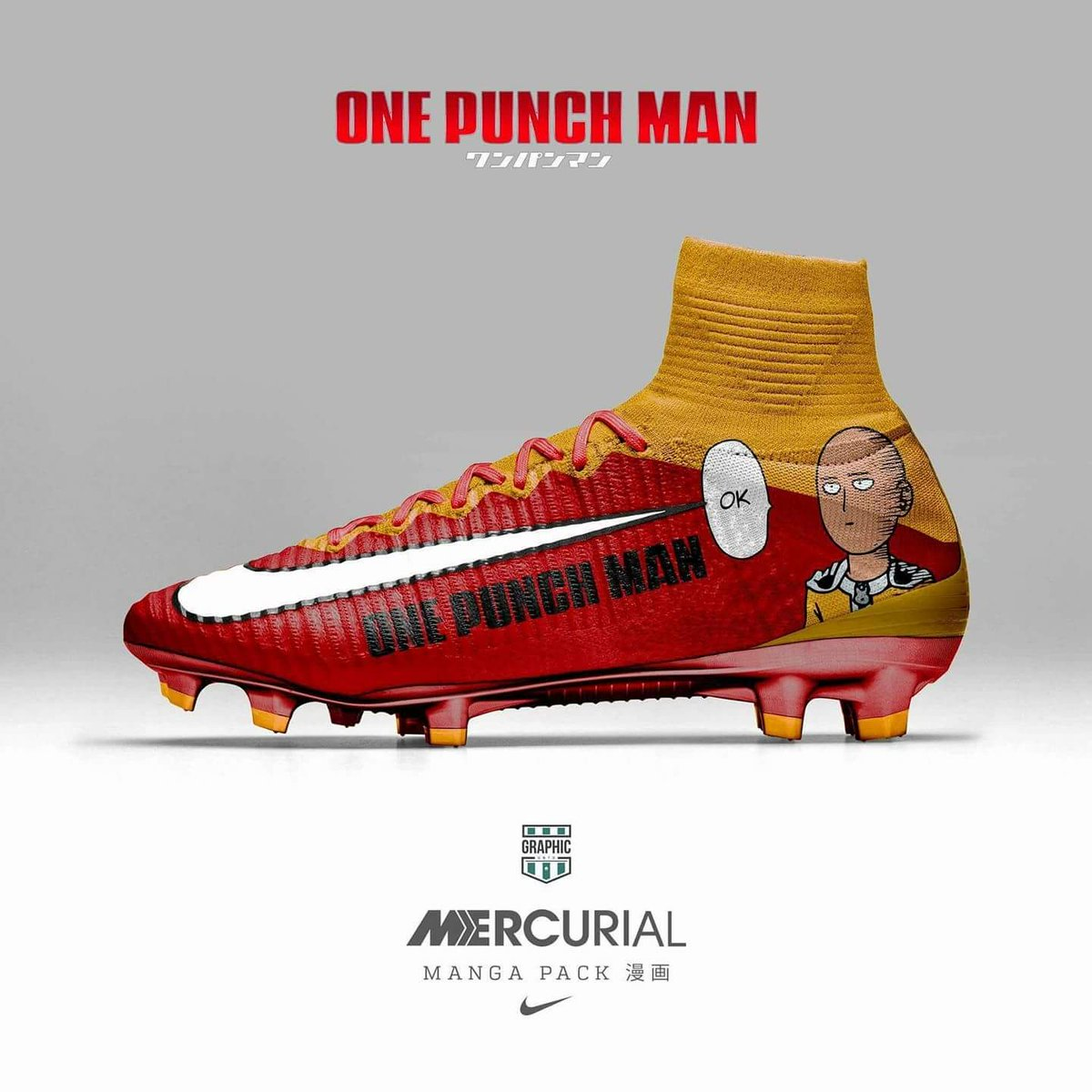 one punch man boots