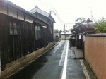 170907 (118)雄町郵便局から雄町の冷泉・源泉への道のり