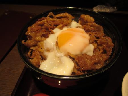 肉玉丼UP