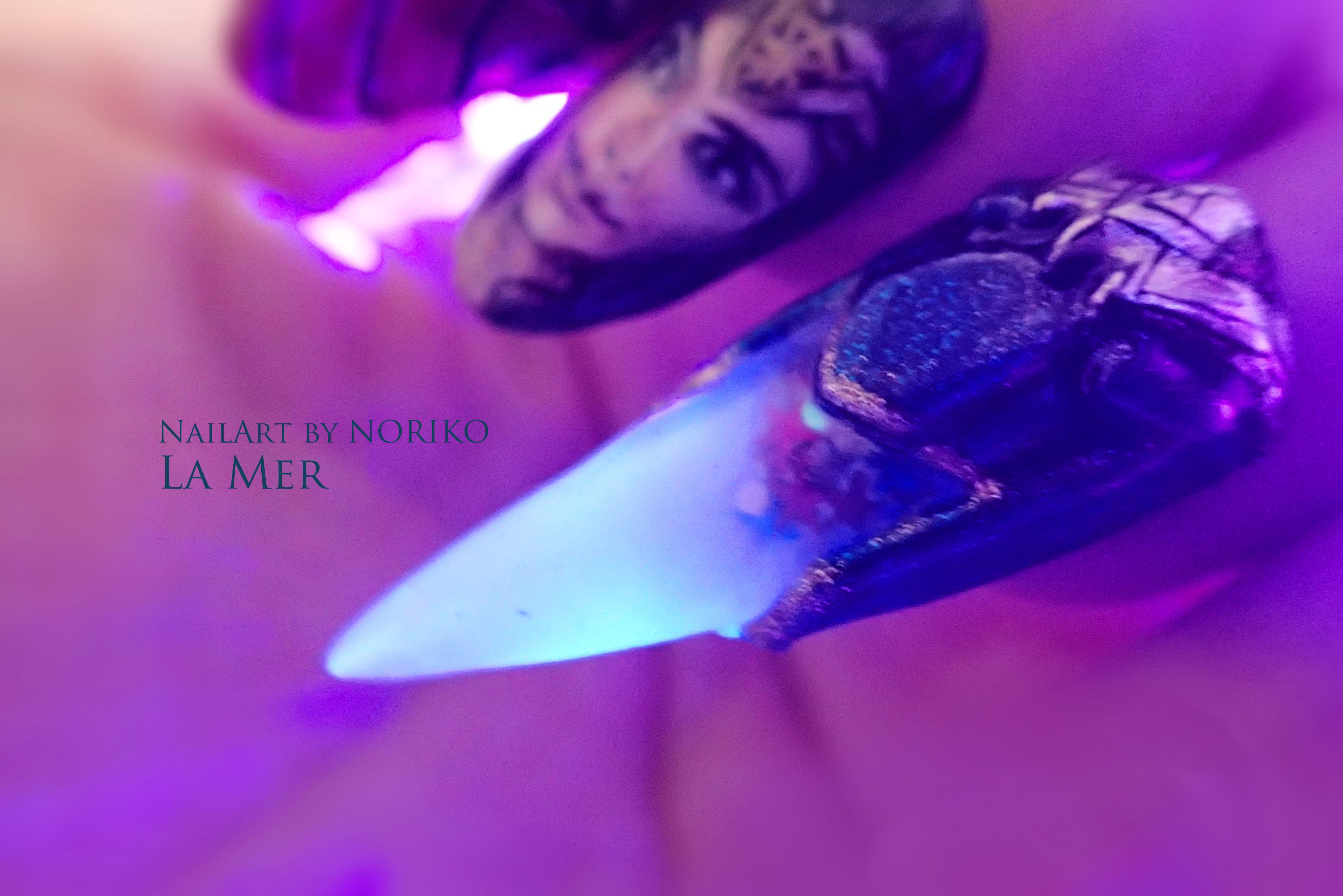 Nail Artist : NORIKO/ 典子 WONDER WOMAN11