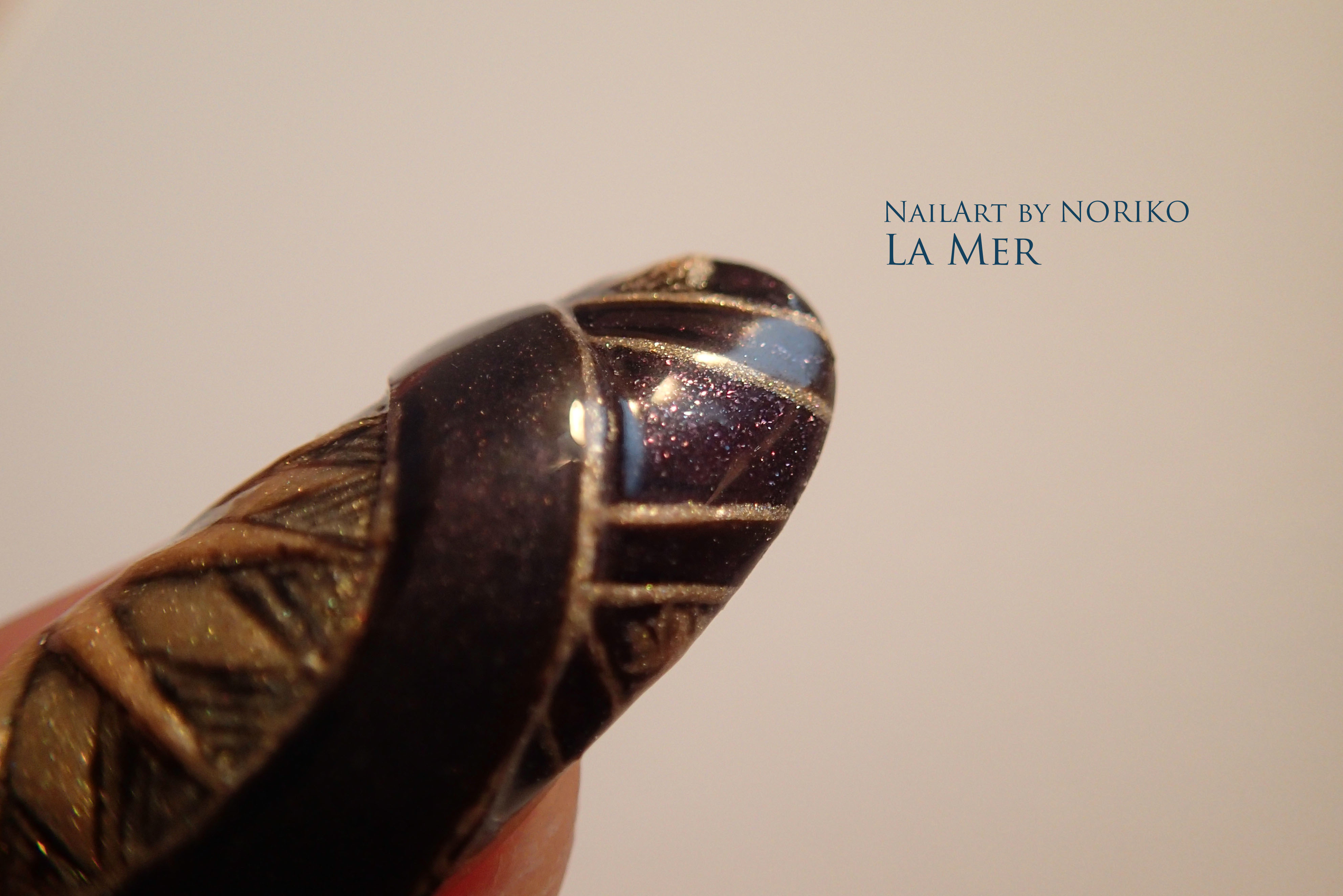 Nail Artist : NORIKO/ 典子 WONDER WOMAN15