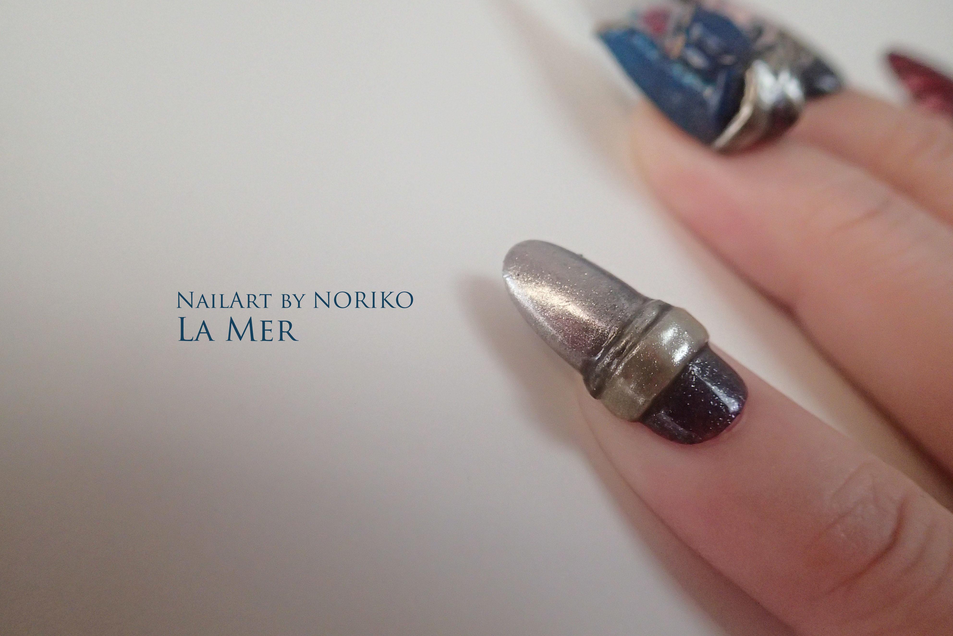 Nail Artist : NORIKO/ 典子 WONDER WOMAN19