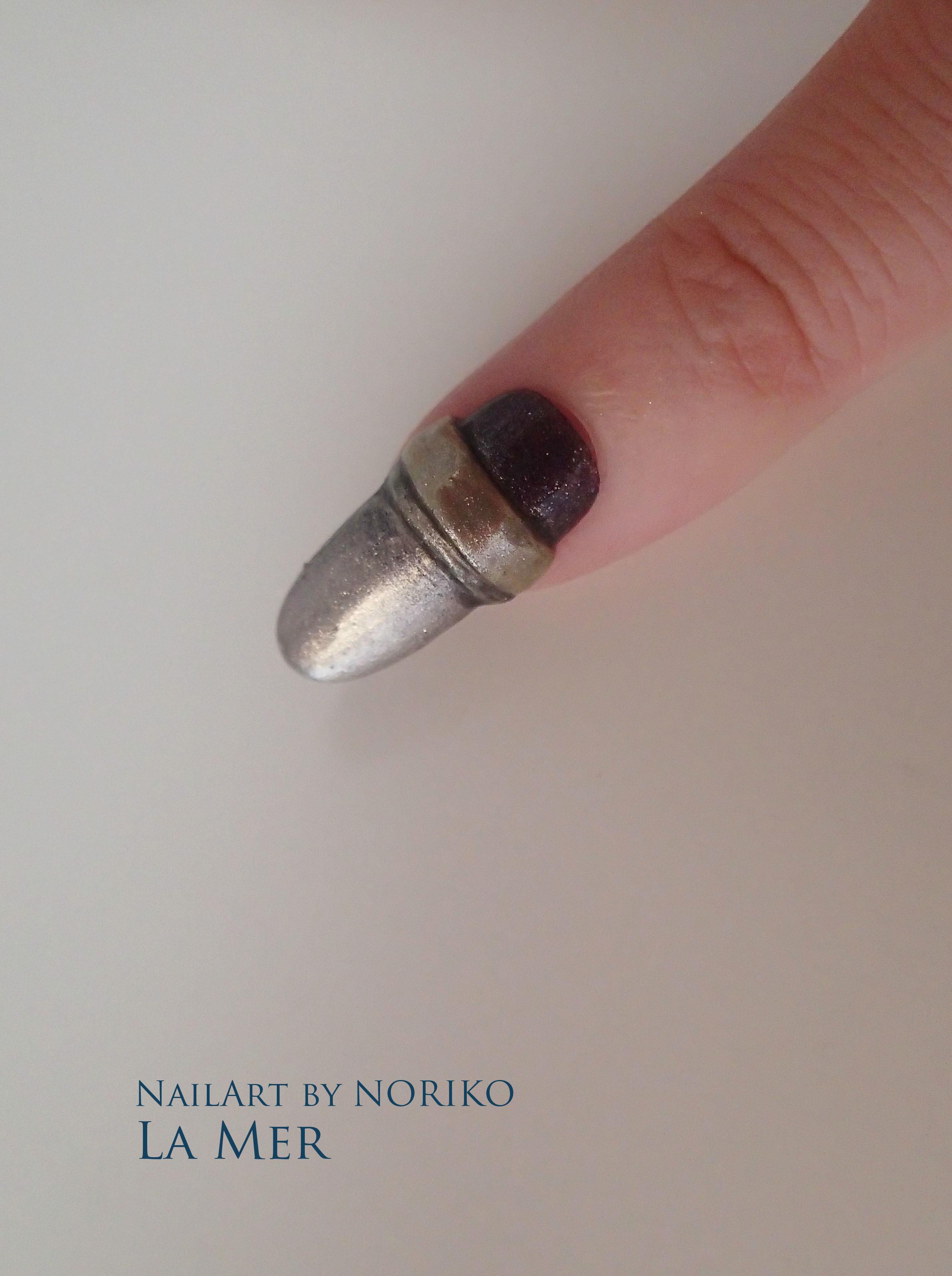 Nail Artist : NORIKO/ 典子 WONDER WOMAN20