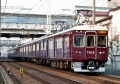 阪急7000系【7015F】(20160103)