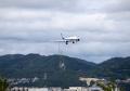 777-281 【ANA/JA703A】・着陸(20170917)