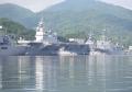 護衛艦ひゅうが【DDH-181】出港①(20170811)