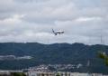 777-281/ER 【ANA/JA708A】・着陸(20170917)