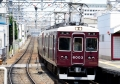 阪急6000系【6003F】(20170820)