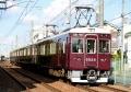 阪急6000系【6024F】①(20170902)
