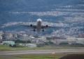 777-281 【ANA/JA703A】・離陸(20170917)