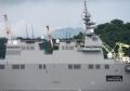 護衛艦ひゅうが【DDH-181】出港⑦(20170811)