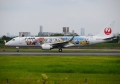 ERJ-190-100(ERJ-190STD) 【JLJ/JA248J(JAL ミニオンジェット)】②(20170729)