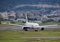 777-246 【JAL/JA8984(JALエコジェット・ネイチャー)】・着陸③(20170917)
