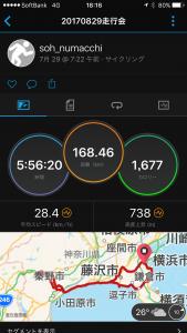 20170729走行会リザルト