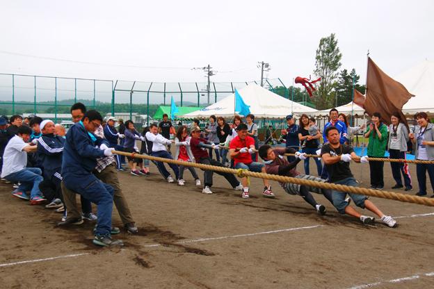 ブログ 町民体育祭