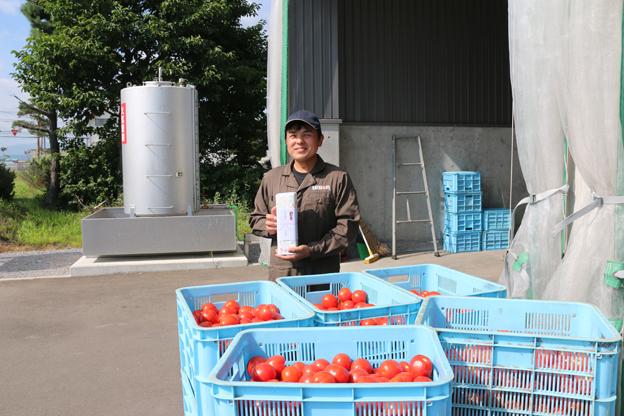 トマト入庫ブログ用