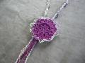 ナンフェア タティングレースのネックレス