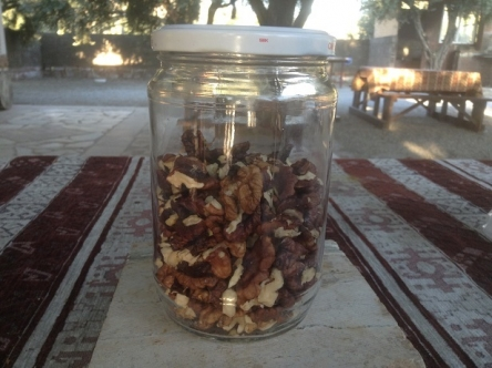この容器はトルコ語でカヴァノスと言います