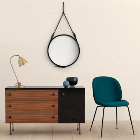 Beetle-Chair-Black-legs-Green-Adnet-black-mirror-Grossman-Sideboard-BL2-All-Brass.jpg