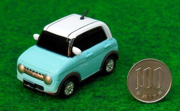 Suzuki Lapin_1400
