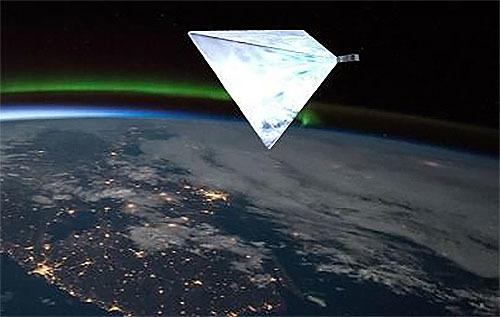今週の人工衛星「マヤーク」